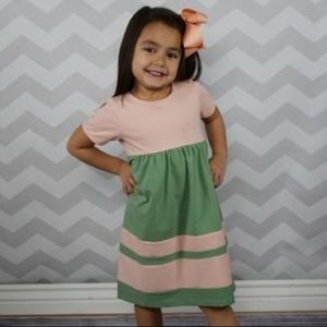 Other - Sage Mom & Me Dress• Me Dress Sizes UP TO 14